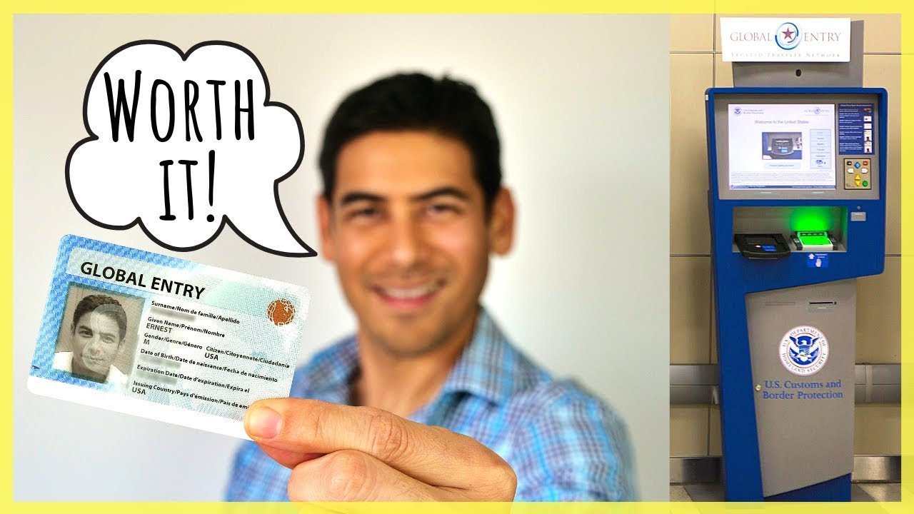 How to Get Global Entry   Tips & Tricks for Applying & Maximizing the  Program - YouTube