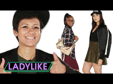 Thumbnail: Adult Women Try Back To School Fashion • Ladylike