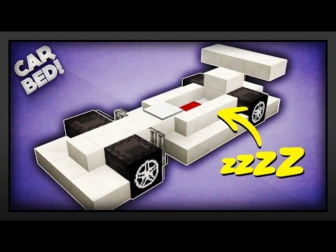 how to make a working car in minecraft ps4