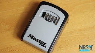 Masterlock Combination KeySafe Review