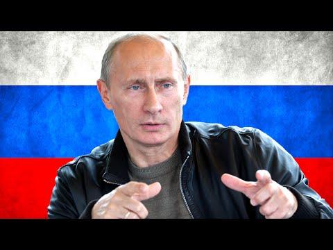 Putin's Rise to Power   Putin's Russia #2
