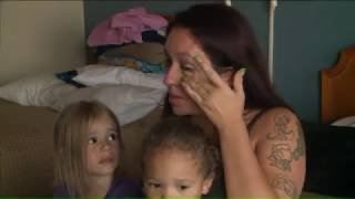Columbia family displaced by floods