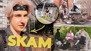 МЕСТА СО СЪЕМОК SKAM - ностальгия и атмосферное видео для вас