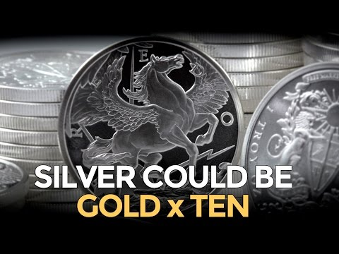 Silver Could Be Gold Times Ten - Mike Maloney