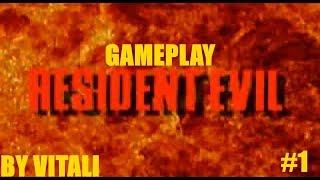 Resident Evil UnCut Celá Hra 1.Část By Vitali