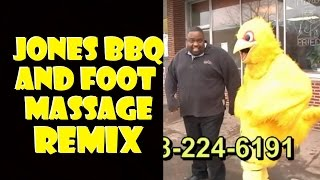 Jones BBQ and Foot Massage - Remix Compilation