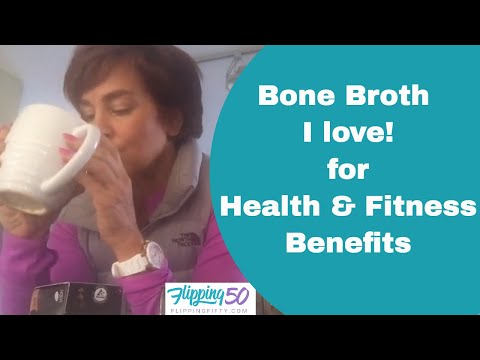 Bone Broth I Love for Fitness and Health Benefits