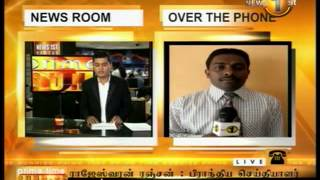 News 1st Prime time Sunrise Shakthi TV 6 30 AM 28th october 2014