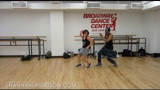 "Hanna Herbertson - Dancehall @ Broadway Dance Center - Popcaan ""Way Up"""