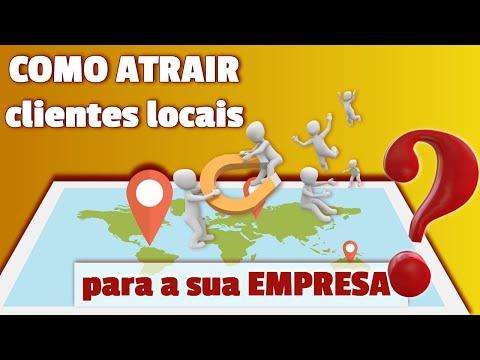 Atrair clientes locais: Como fazer