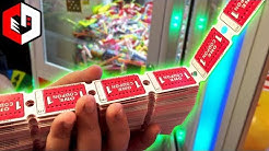 LITERALLY WINNING ALL THE TICKETS! BIG JACKPOT WINS at The Arcade