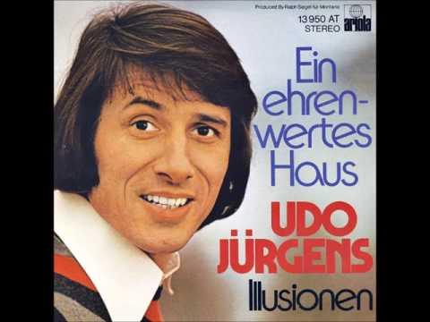 Udo Jürgens - Ein ehrenwertes Haus -