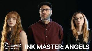 Vintage Microphones in Memphis: Elimination Tattoo Sneak Peek | Ink Master: Angels (Season 2)