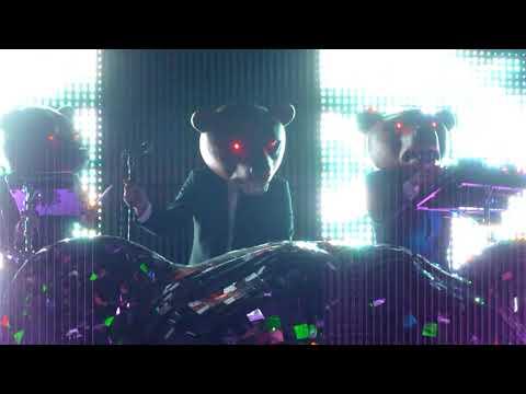 Teddybears - The Robots / Rocket Scientist (Kraftwerk Mashup) (Echoplex, Los Angeles CA 9/15/11)