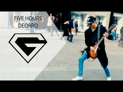 Deorro - Five Hours (Guitar Cover by Gmartar)