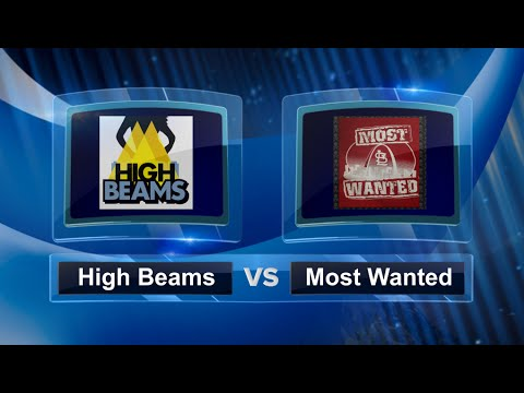 High Beams vs Most Wanted - Quarter Finals - Women's Music City Kickball Open Open #MCKO2015