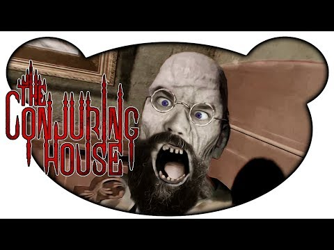 The Conjuring House #05 - Das is meiner! (Gameplay Deutsch Facecam Horror)