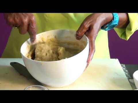 Gâteau patate douce - Inn Ti Grin En +