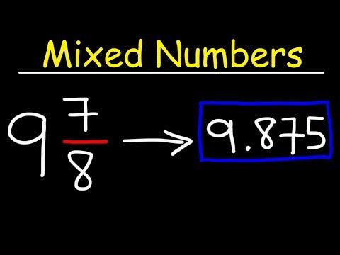 How do you convert a negative fraction into a decimal