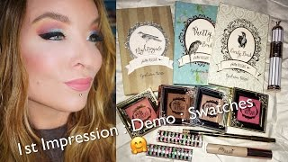 видео Beautiful Swatch