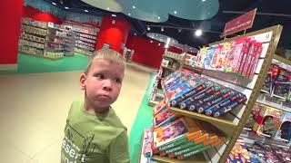 Можно ли купить игрушки на 100 рублей?! Челлендж!