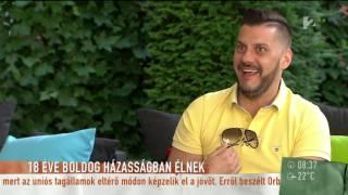 Kökény Attila jövőre nagypapa lesz? - tv2.hu/mokka
