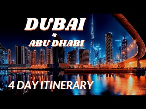 Dubai and Abu Dhabi Day Trip from Dubai | The Best Dubai Vacation | Dubai Vlog 2020 Before COVID-19