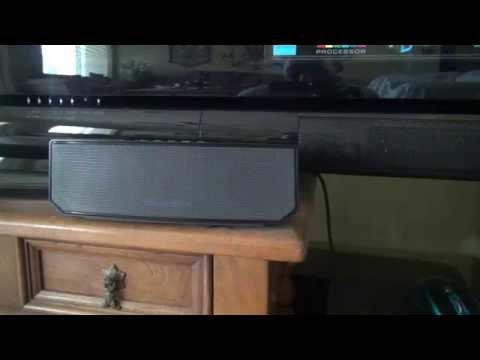 Bluedio BS-3 Portable Bluetooth Stereo Speaker 3D Surround Sound