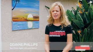 The Enfuego Interviews featuring Deanne Phillips - Episode #4