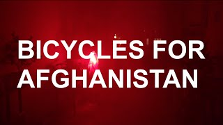 Bicycles for Afghanistan - Снова и снова