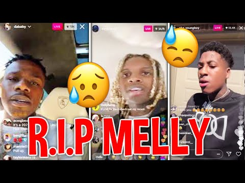 Celebrities Speak On YNW MELLY Passing Away *SAD REACTION*