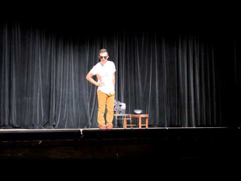 Stoney D | WHS Talent Show 2014 Dance | Dubstep