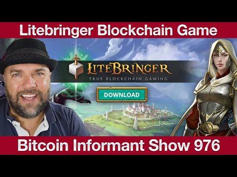 #976 Bitcoin ETF Zulassung, Rollenspiel treibt Litecoin Transaktionen & Dark Overlord verhaftet