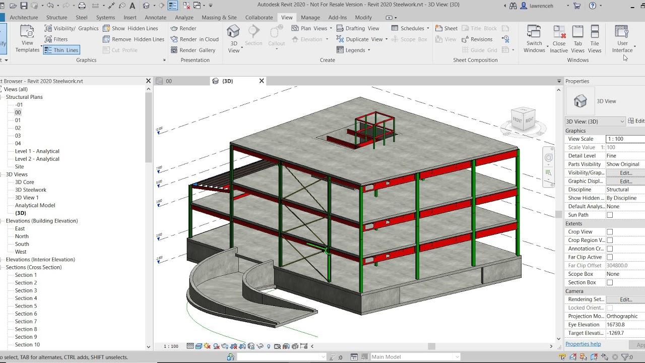 Autodesk Revit Structure | Autodesk Structural Applications