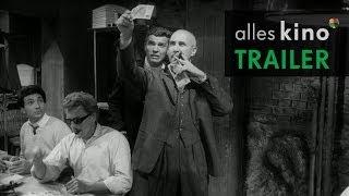 Das Testament des Dr. Mabuse (1962) Trailer