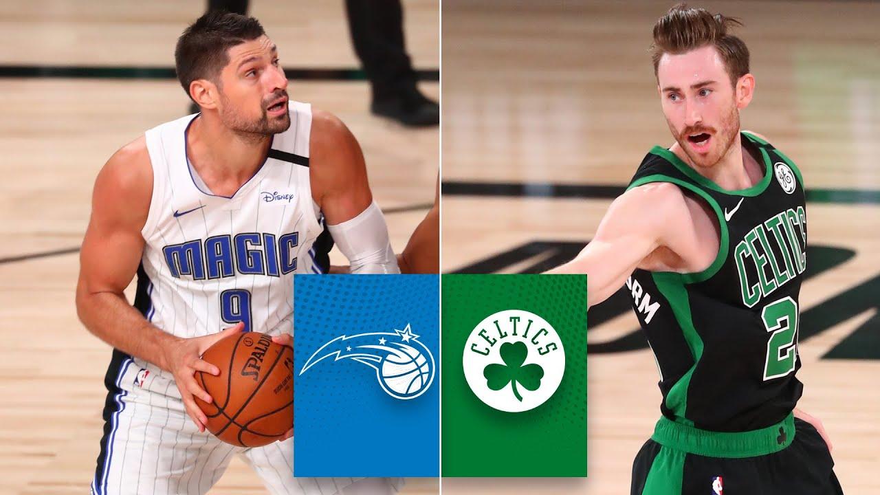 Orlando Magic vs. Boston Celtics [FULL HIGHLIGHTS] | 2019-20 NBA Highlights