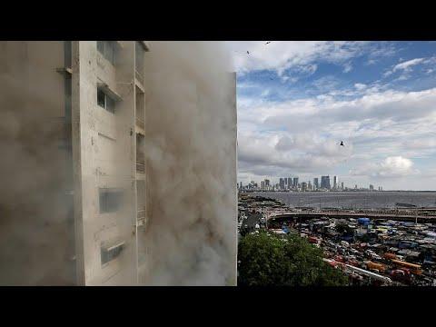 إنقاذ قرابة 60 شخصا كانوا محاصرين داخل مبنى حكومي شب به حريق في الهند…  - نشر قبل 48 دقيقة
