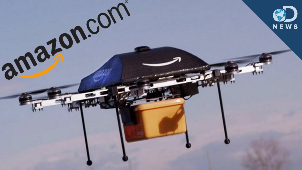 Why Amazon Delivery Drones Wont Work
