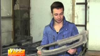 видео Выполняем тюнинг переднего бампера ВАЗ 2110