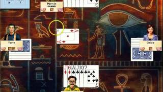 Let's Play Hoyle Card Games Classic - Episode 3: Bridge