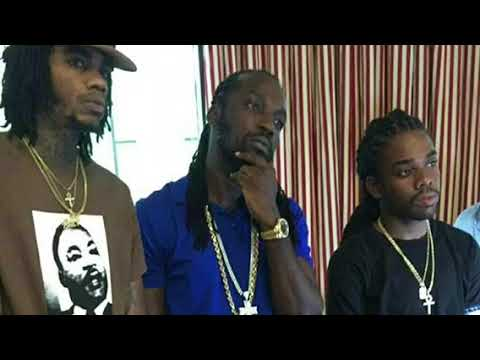 Alkaline Monopolize The Market With Mavado and Jahmeil