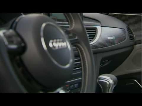 2013 Audi S6 Avant Interior
