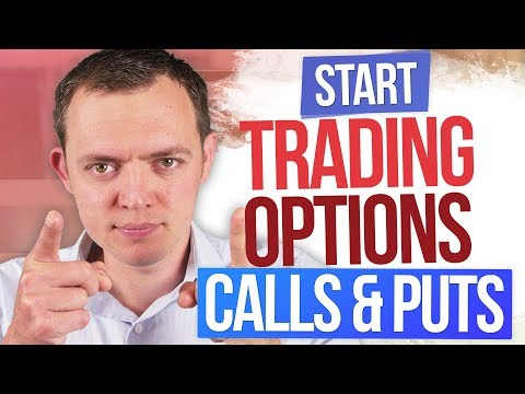 CALLS & PUTS Option Basics – Getting Started with Trading Options Ep 249