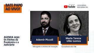 AGENDA 2030 E O JUDICIÁRIO | BATE PAPO | JUDICIÁRIO EXPONENCIAL