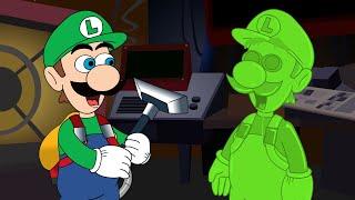 Luigi's Mansion 3 Parody