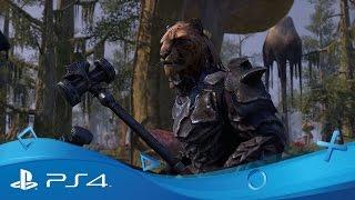 The Elder Scrolls Online: Morrowind | First Gameplay Trailer | PS4