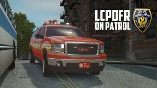 ON PATROL - LCPDFR [DAY 64] FIRST RESPONDER