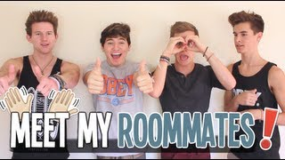 Meet My Roommates! (Roommate Tag) Thumbnail