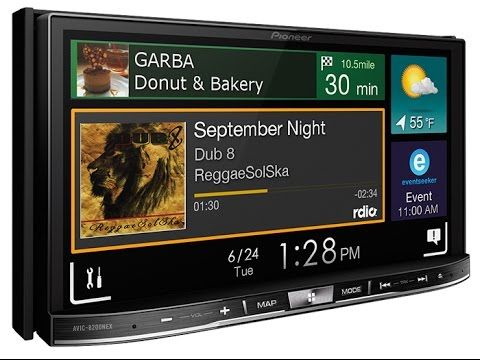 Pioneer AVIC-8200NEX Infotainment And Navigation System Review