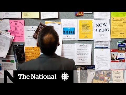Canada's Jobless Rate Drops To 5.4%, Lowest Level In 43 Years